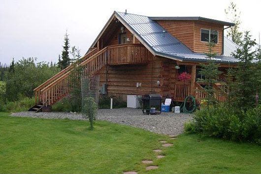 Vacation Cabin - Home Decorating | Landscaping Ideas Tag