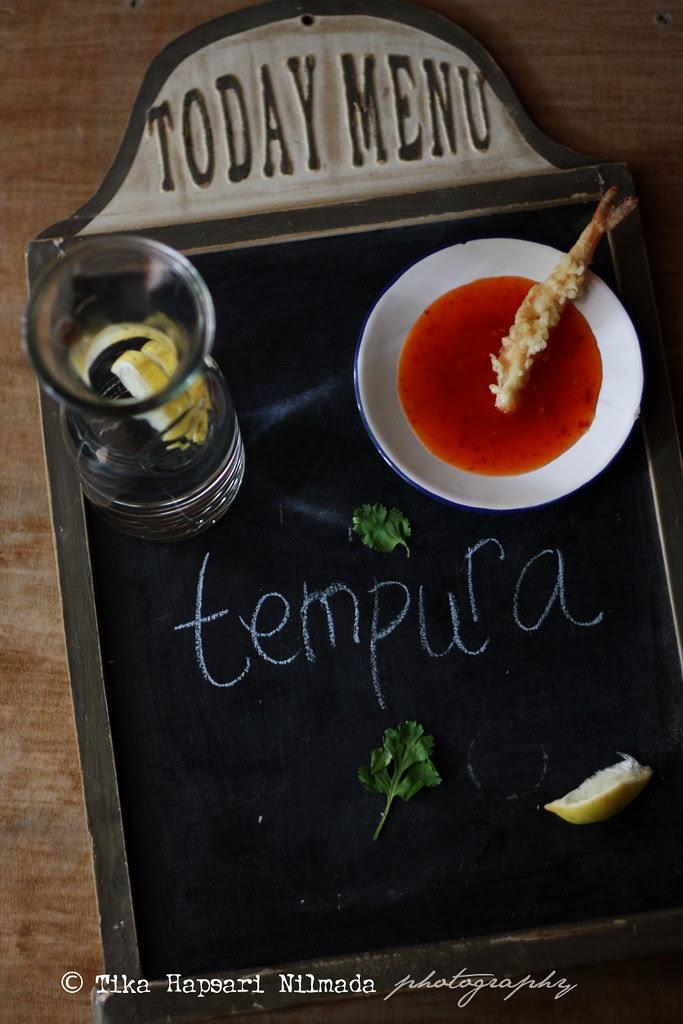 (Homemade) - Shrimp Tempura