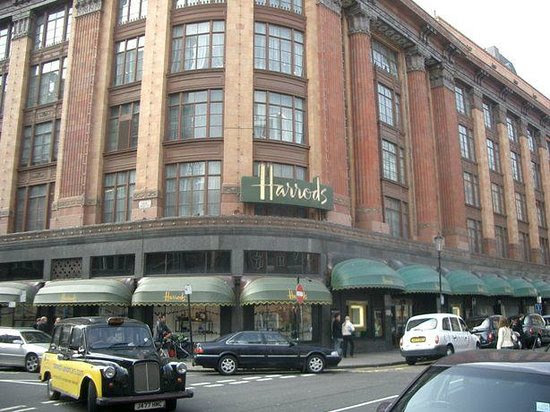 Photos of Harrods, London