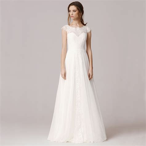 Simple White Short Wedding Dresses Best Seller Wedding