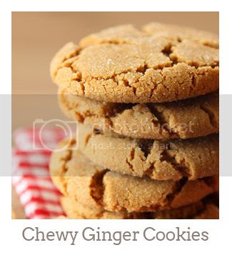 """""""Chewy Ginger Cookies"""""""