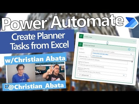 How to use Power Automate with Planner