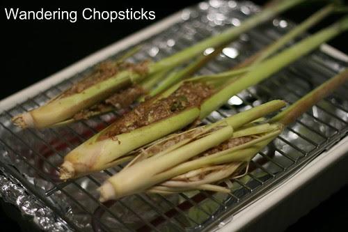 Nem Nuong Xa (Vietnamese Lemongrass Grilled Pork Patties) 6