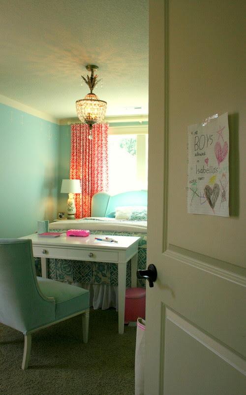 Girls Dream Bedroom - No Boys Allowed eclectic bedroom