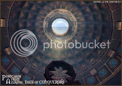 PostcardsFromAzeroth.com: Dais of Conquerors