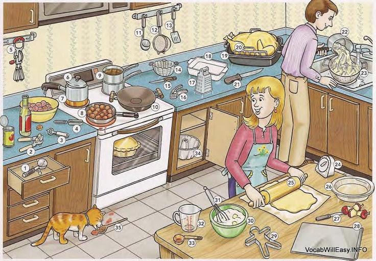 in de keuken 2
