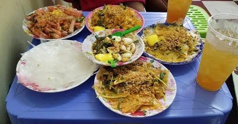 Thiên đường bánh tráng trộn chất nhất Sài Gòn