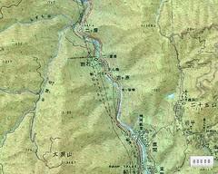 神岡鉱山前付近