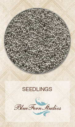 Seedlings - Sterling Silver