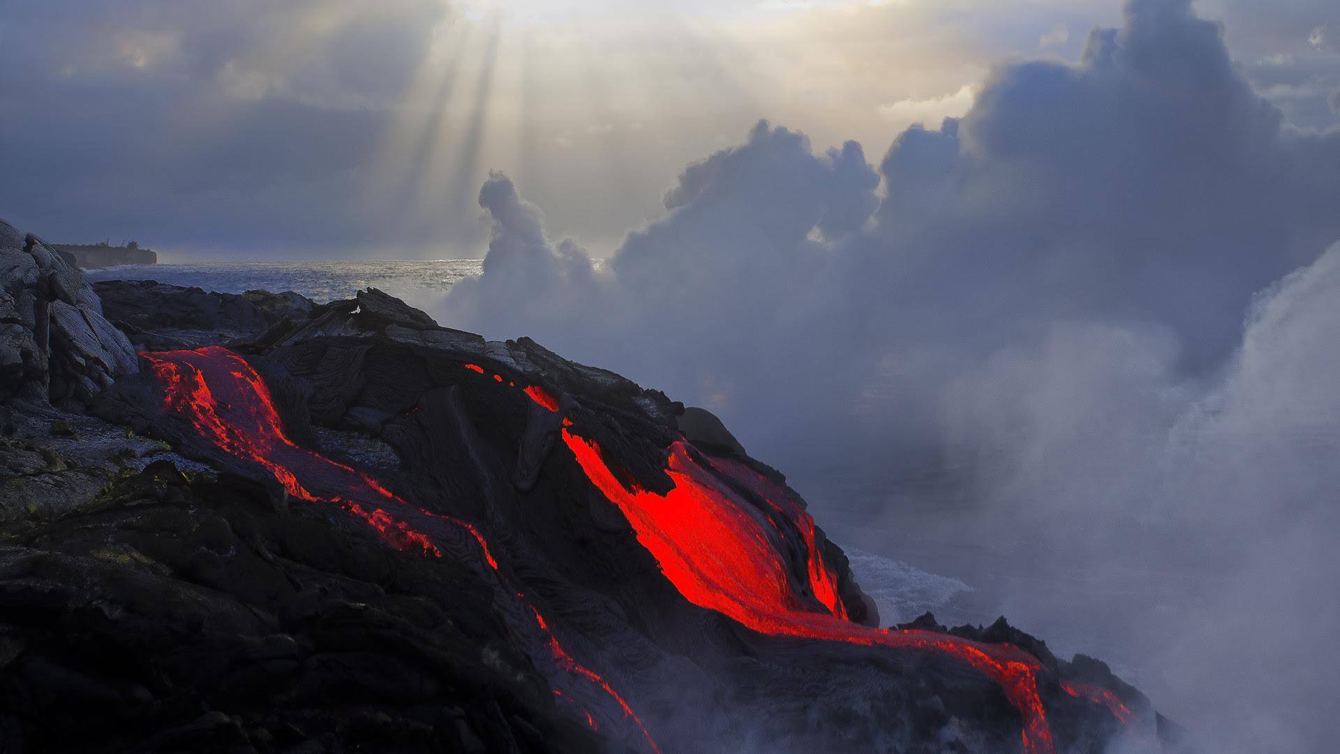 volcano wallpaper download  HD Desktop Wallpapers  4k HD