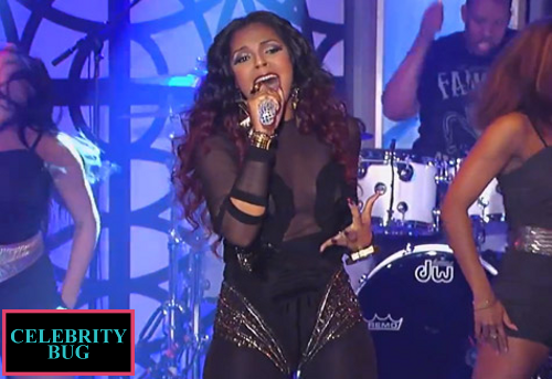 Jimmy Kimmel Live (4/17/12), Ashanti