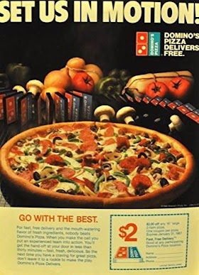 Domino Pizza Ht