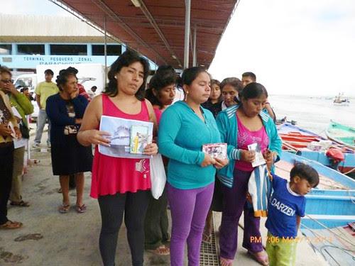 Familiares de pescadores sechuranos perdidos piden ayuda para encontrarlos