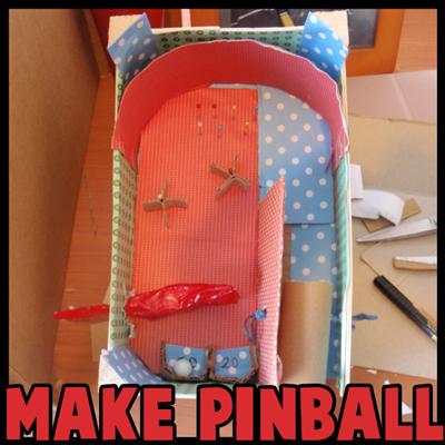 Crafty Mojo Pinball Anyone