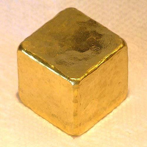 Mein Goldwürfel