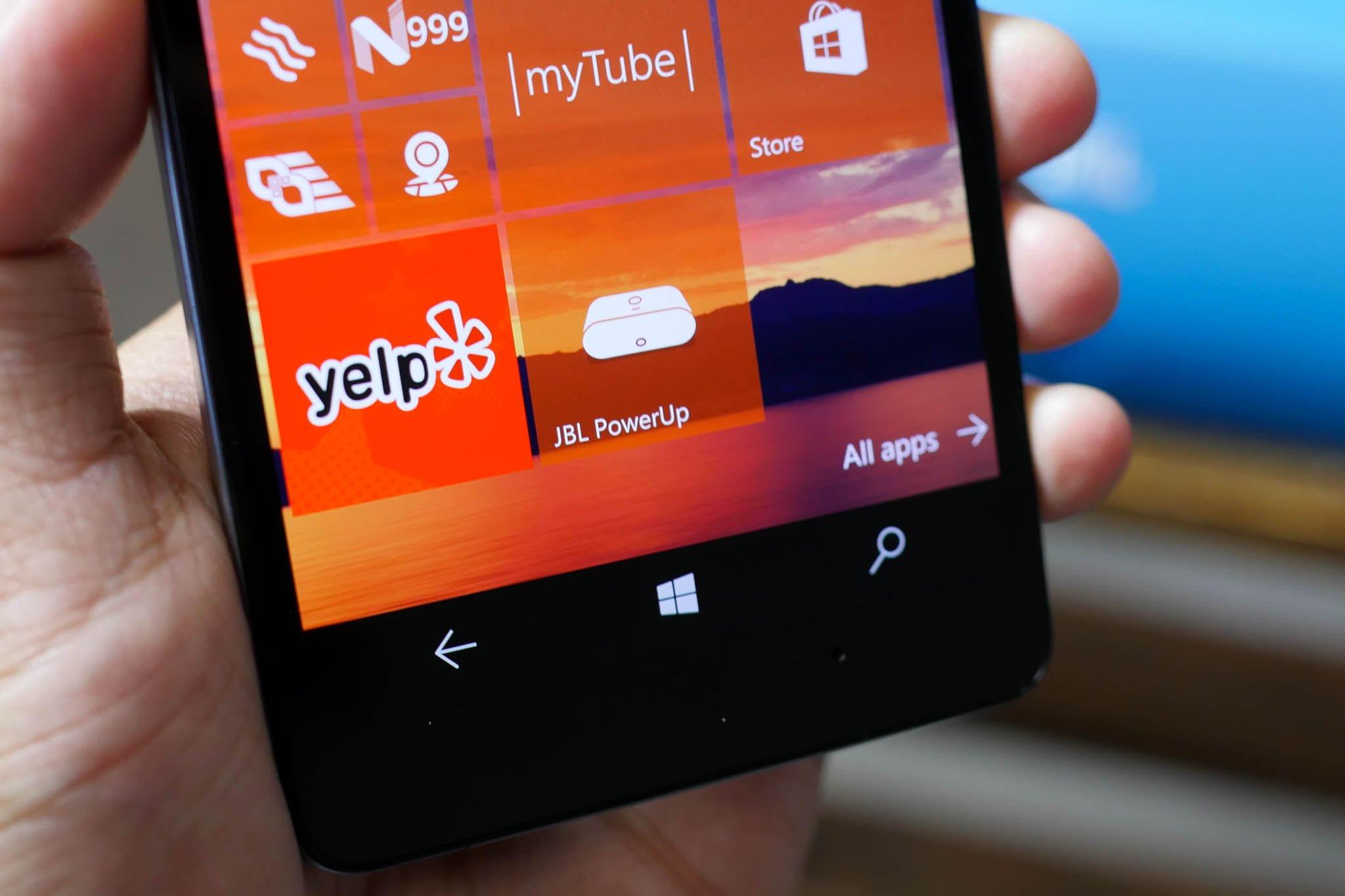 Lumia 950 gadgets