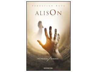 """Recenzja książki """"Alison. Po drugiej stronie""""."""