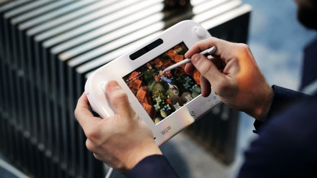 Wii U - imagem retirada do site The Verge