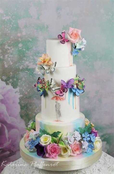 Best 20  Butterfly Wedding Cake ideas on Pinterest