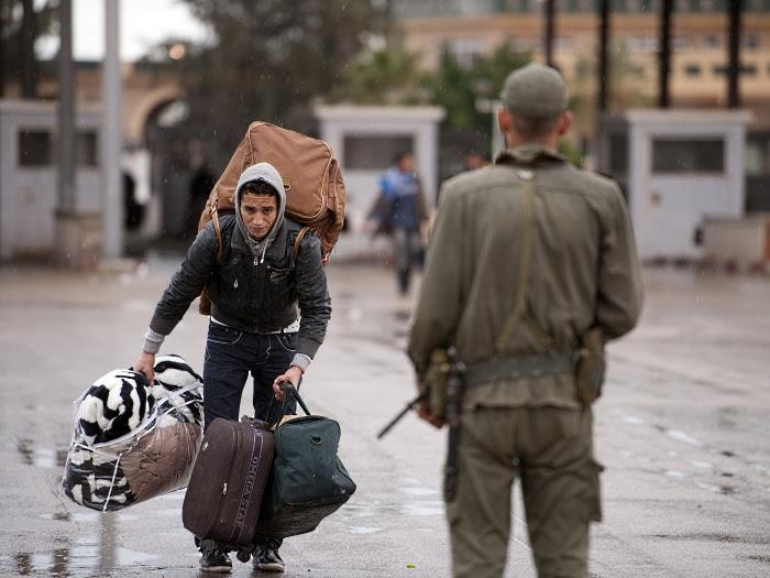 Lionel Bonaventure/23.02.2011/AFP