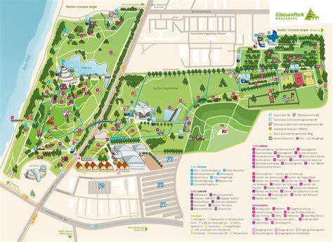 karte elbauenpark die messe und