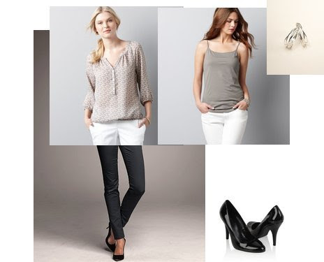 The Limited, Forever 21, LOFT, Christies, LOFT