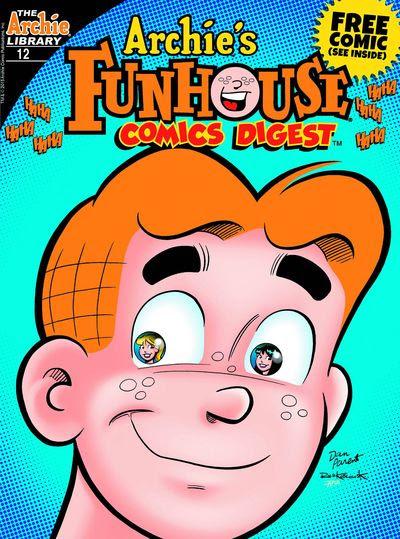 Archie Funhouse Comics Digest #12