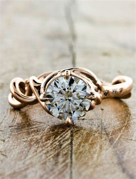 Mandy   Ring, Engagement and Unique