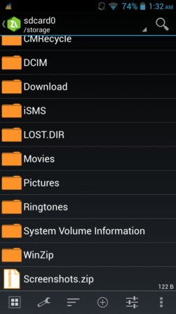 aplikasi zarchiver android