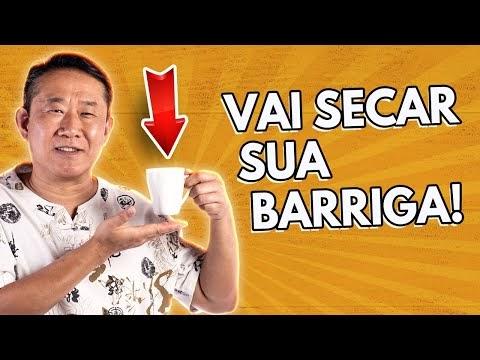 ESSE CHÁ DE 3 INGREDIENTES SECA BARRIGA | Peter Liu
