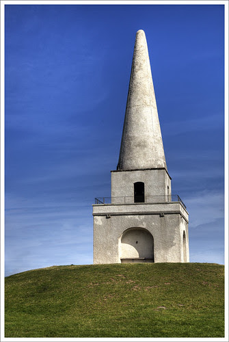 Obelisk on Victoria Hill