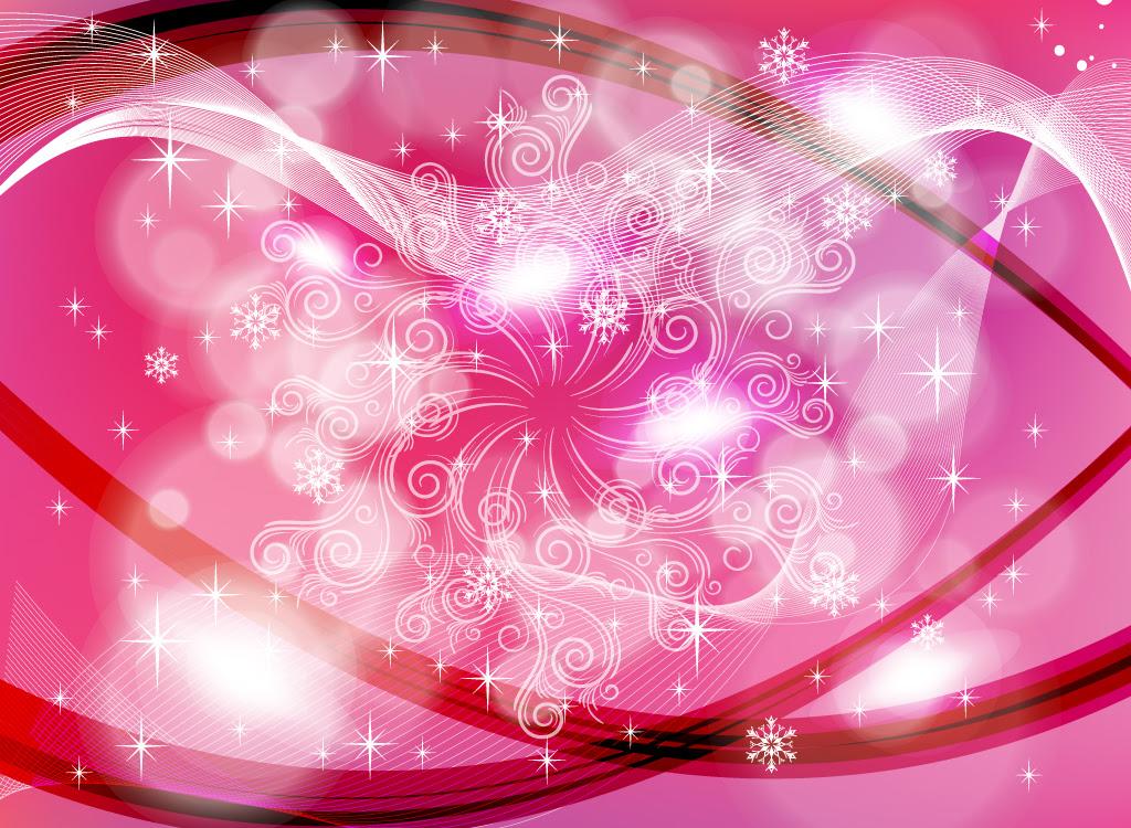 Pink Winter Design
