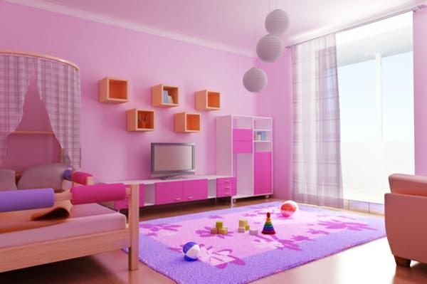 chestha.com | babyzimmer lila idee - Kinderzimmer Rosa Lila