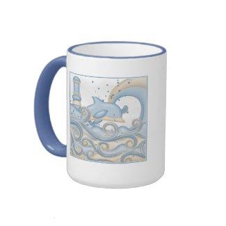 Sealife One & Two Mug