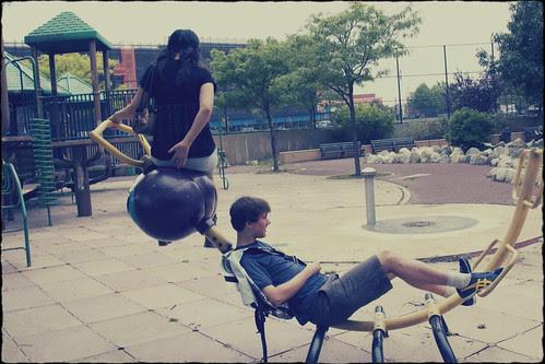 playground play