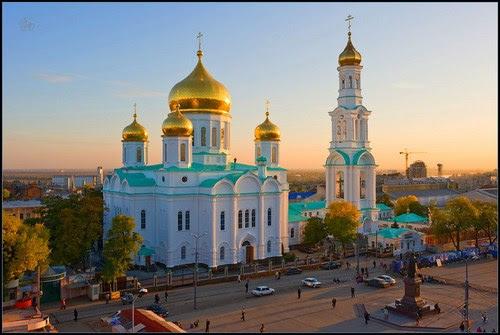 Perierga.gr - Οι ναοί της Ρωσίας!
