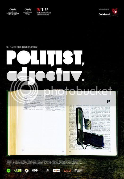 Politist, adjectiv