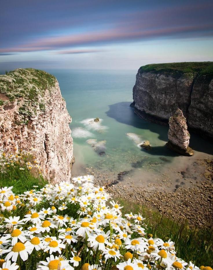 Flamborough Head, England