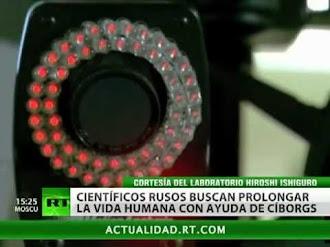 La ciencia rusa está a cuatro pasos de un robot antropoide inmortal
