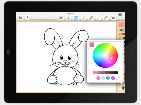 Ipad Coloring Pages | Free Download Clip Art | Free Clip ...