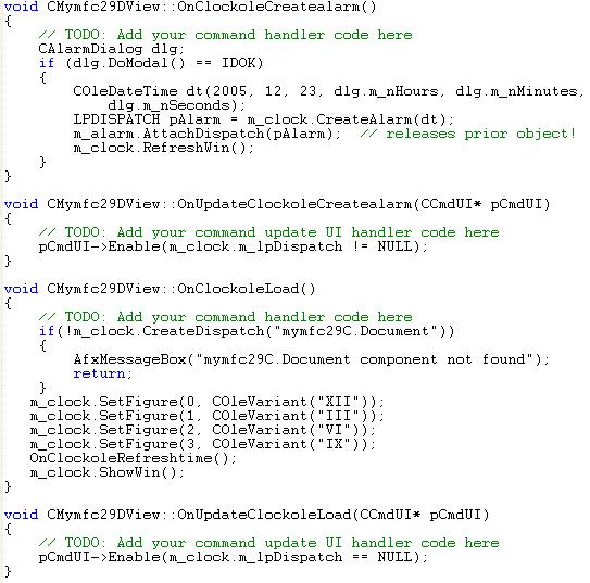 example resume  example c code