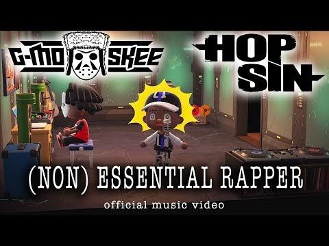 "G-Mo Skee – ""(Non) Essential Rapper"" Ft. Hopsin (Video)"