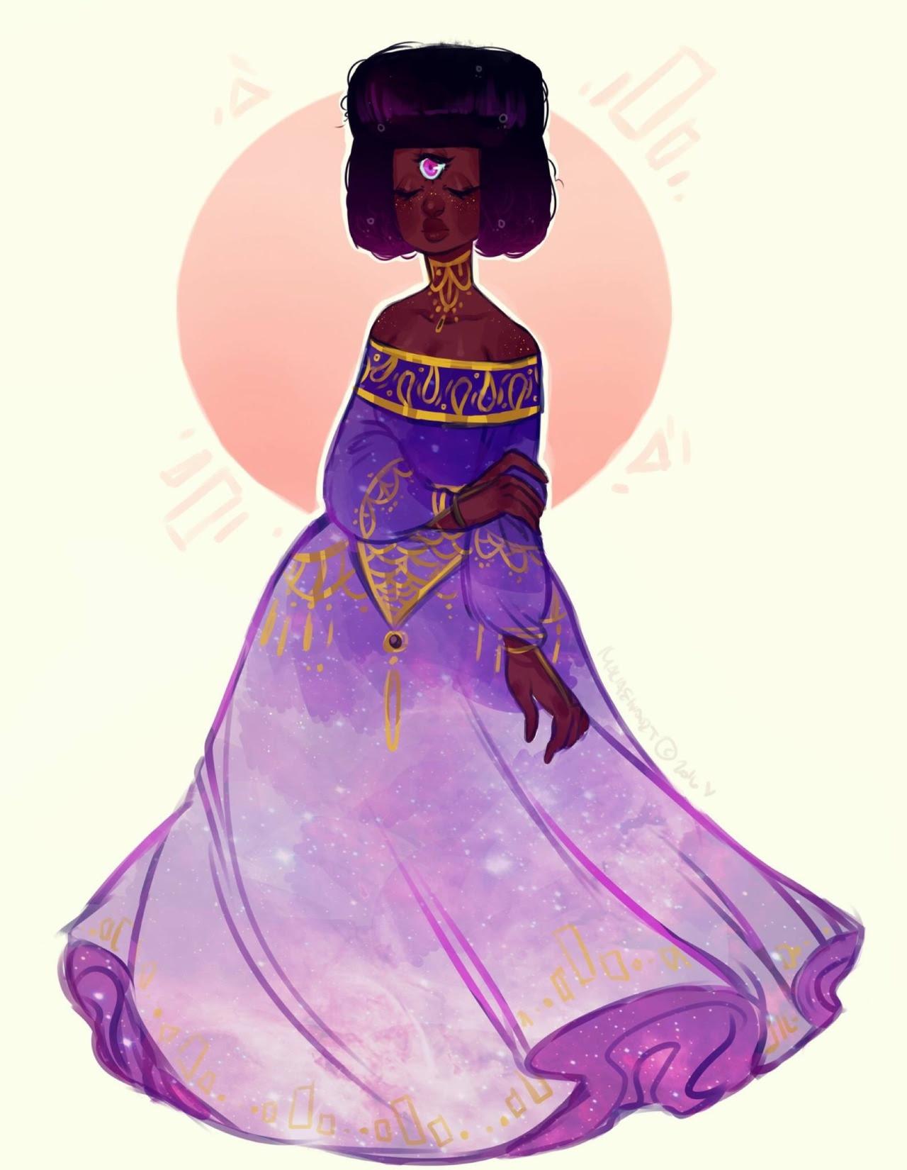 🌙✨ Celestial Garnet ✨🌙