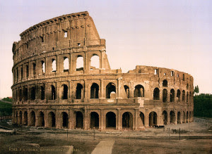 August - Rome, Italy