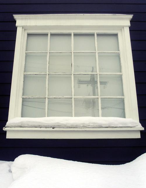 window, Park City, Utah