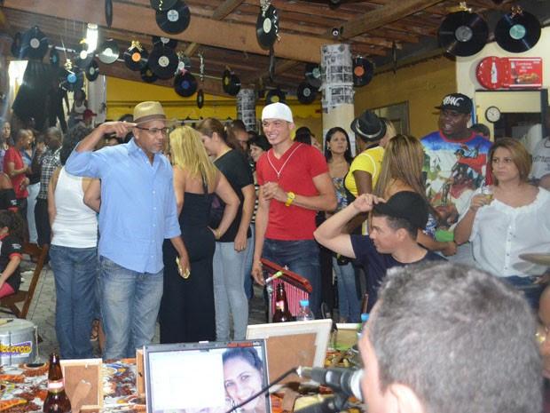 Toca da Criola, em São Carlos, proíbe beijo entre seus clientes (Foto: Felipe Turioni/G1)