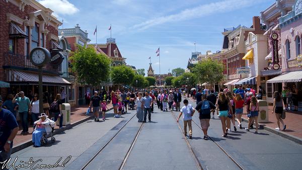 Disneyland Resort, Disneyland, Main Street U.S.A.
