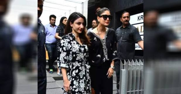 Kareena Kapoor enjoys a lunch date with sister-in-law Soha Ali Khan