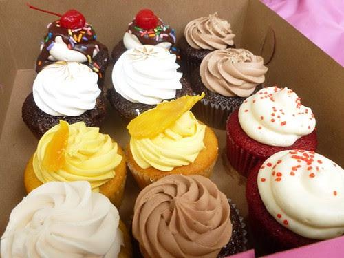 Cupcake Picnic 2012