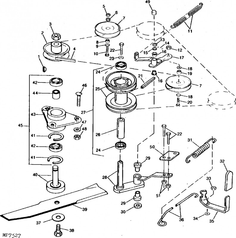 33 John Deere 265 Parts Diagram